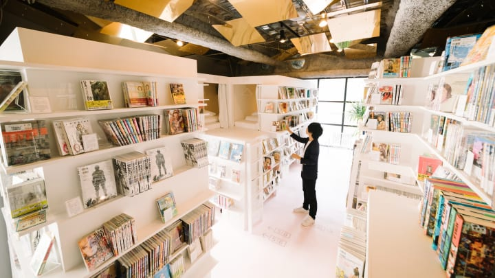 マンガを求心力に、世界と日本をつなぐホテル  「マンガアートホテルトーキョー」「ホテルタビノス」