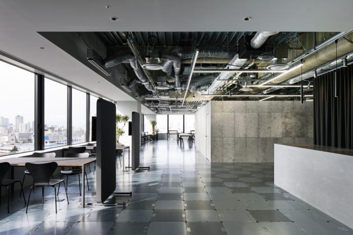 SAKUMAESHIMA / 朔永吉+前嶋章太郎が内装を手がけた 「SONY CREATIVE CENTER TAMACHI OFFICE」