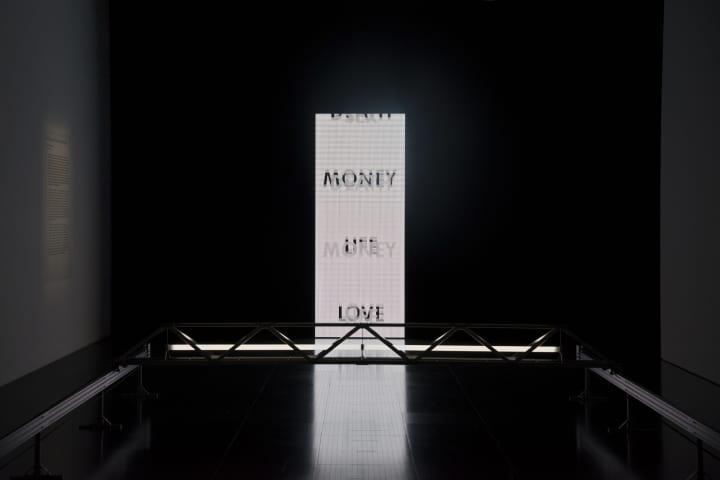東京都現代美術館で「ダムタイプ―アクション+リフレクション」開催 大規模な構成で卓越した彼らのあり方…