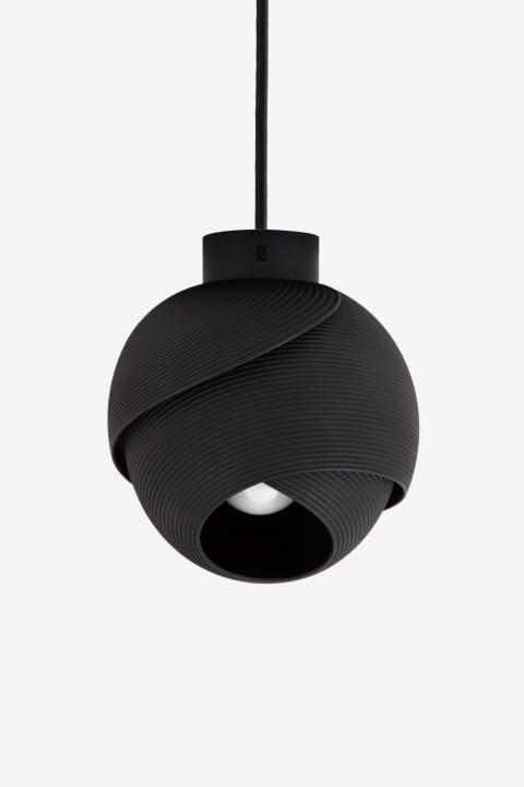 プロダクトデザイナー Matthijs Kokがデザインした「Fold Lamp」 襞のようなシェードが特徴的な多機能ライト