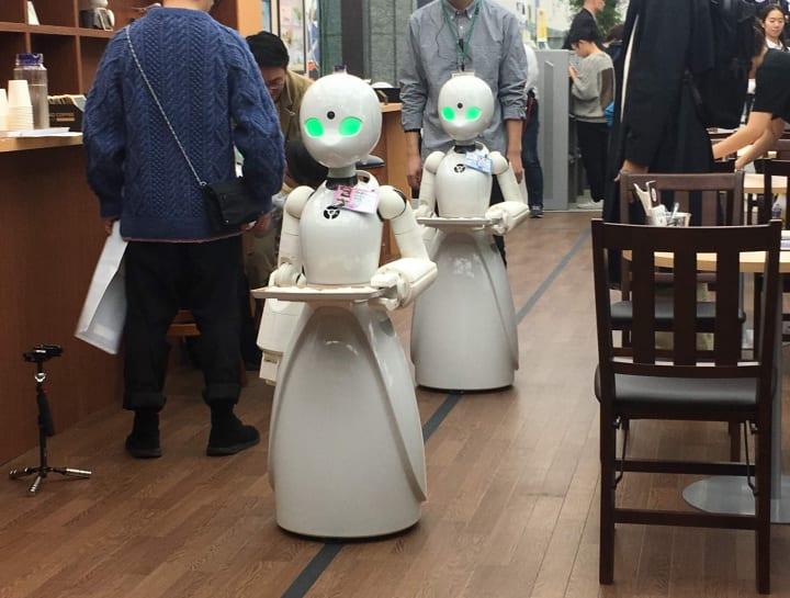 難病や重度障害による外出困難者が遠隔接客する 「分身ロボットカフェ DAWN ver.β2.0」期間限定オープン