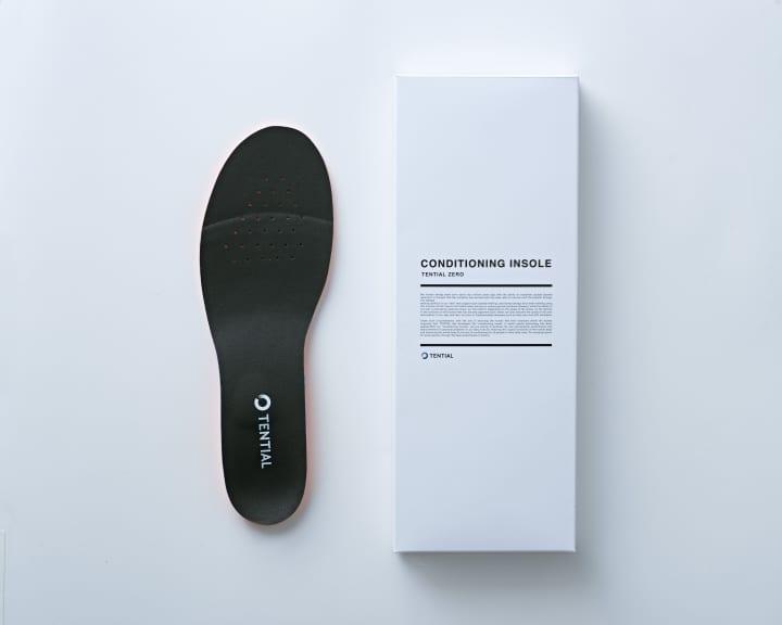 靴に入れるだけで体のコンディションを整える 「浮き指」改善インソール「TENTIAL ZERO」が登場