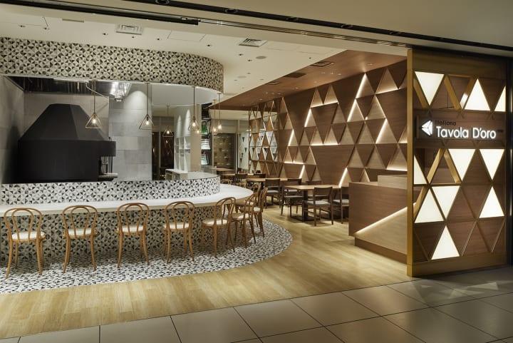 笠原英里子が店舗デザインを手がけたイタリアンレストラン 日本空間デザイン賞にも入選した「Italiana Tav…