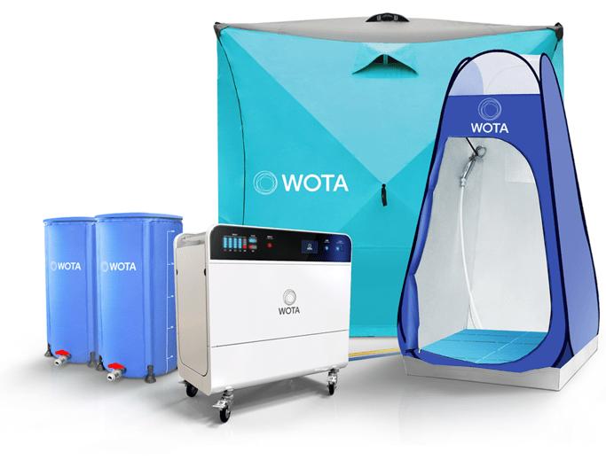 AI水循環システム「WOTA BOX」 セーリングワールドカップシリーズに導入 スポーツの国際大会としては初