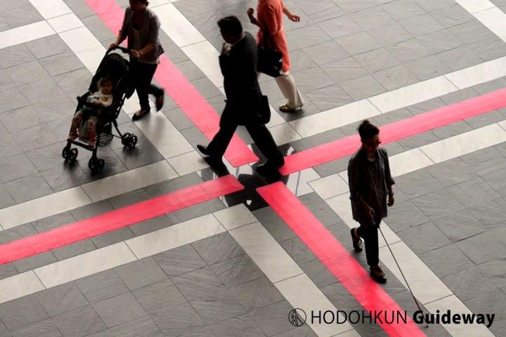 視覚障がい者歩行誘導ソフトマット「歩導くん ガイドウェイ」 デザイン賞「IDEA 2019」の銅賞を受賞
