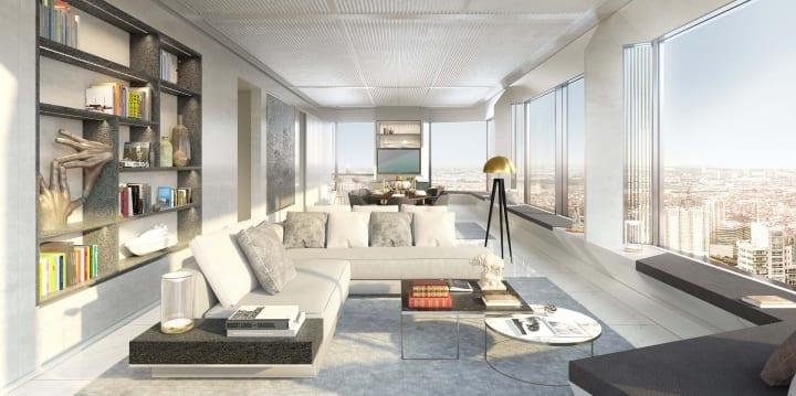 Foster + Partners初のフィリピンでのプロジェクト 54階建ての革新的なレジデンシャルタワー「Estate Maka…