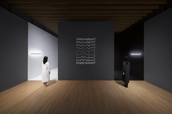 nendoが手がけた日本美術を紹介する展覧会 「Information or Inspiration? 左脳と右脳でたのしむ日本の美」