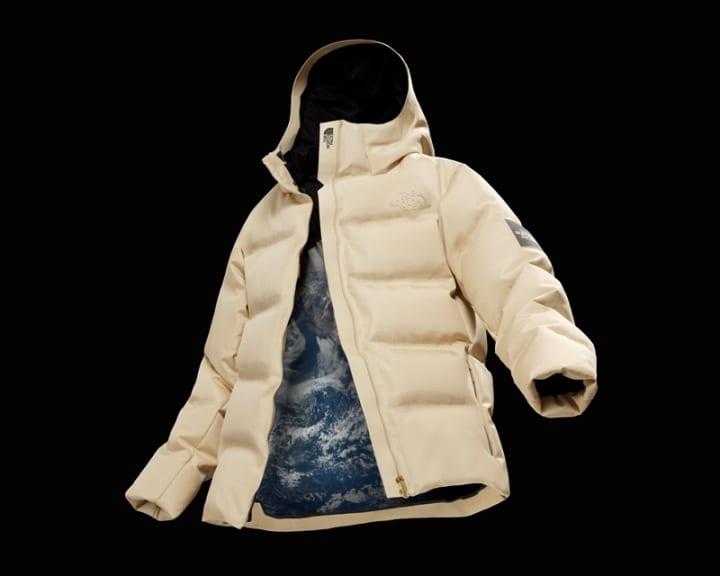 微生物の発酵を利用したアウトドアジャケット「MOON PARKA」 商品名は「Moonshot(ムーンショット)」に由来