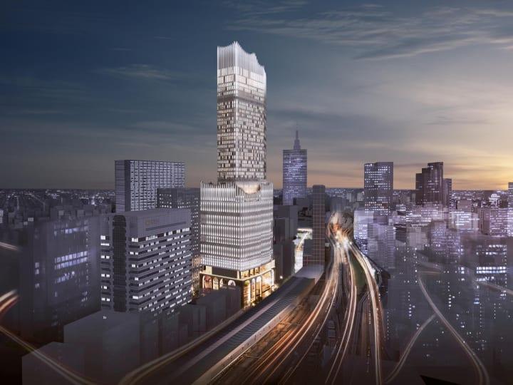 東京・新宿TOKYU MILANO跡地に 「歌舞伎町一丁目地区開発計画」が本格着工