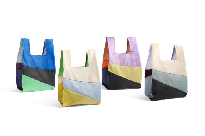 HAY TOKYOからSIX-COLOUR BAG新発売 カラフルなナイロンを使用した特別なショッピングバッグ