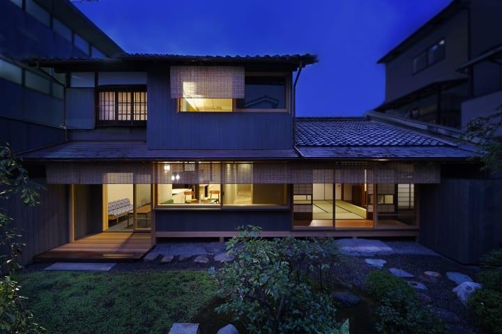 ミナペルホネン 皆川明と建築家 中村好文がディレクションする 京町家宿「京の温所 西陣別邸」がオープン