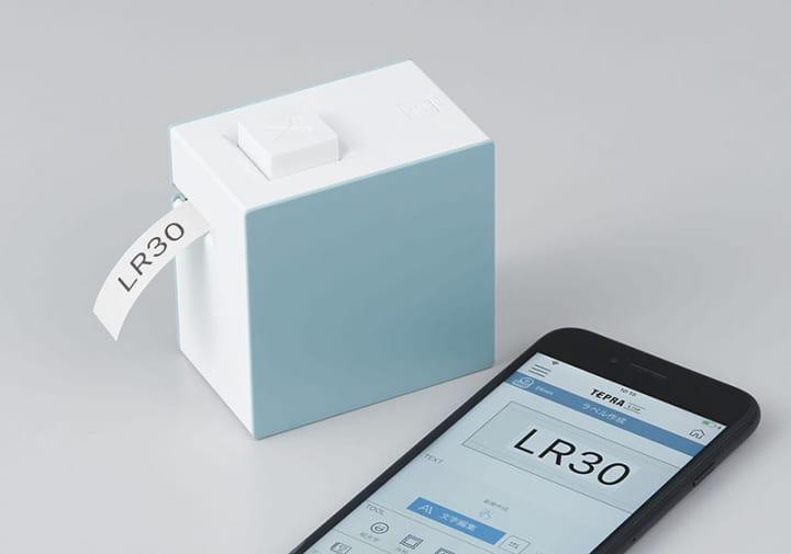 キングジムからアプリで操作する手のひらサイズの「テプラ」Lite LR30が登場 新感覚の機能性ペンケース「P…