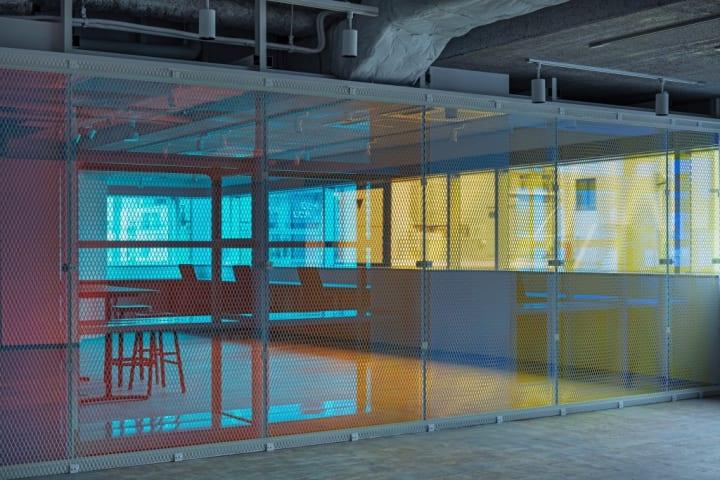 パナソニックのデザインスタジオ「FUTURE LIFE FACTORY」 ツバメアーキテクツがインテリアデザインを担当
