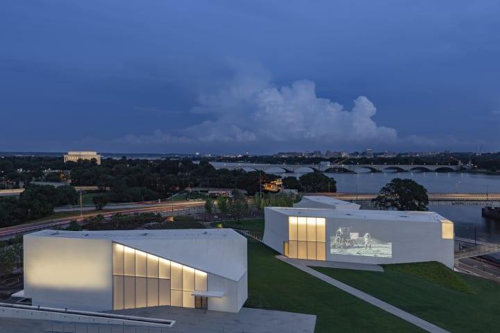 ジョン・F・ケネディ・センターに完成 Steven Holl Architectsによる新たな文化施設「The REACH」
