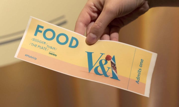 この秋行きたいロンドンのエキシビション(2)。V&AのFOOD展と歴史的食パンの復活