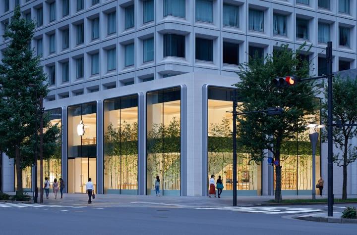 Appleが丸の内に日本最大の直営店をオープン 「The Tokyo Creative Guild」もスタート