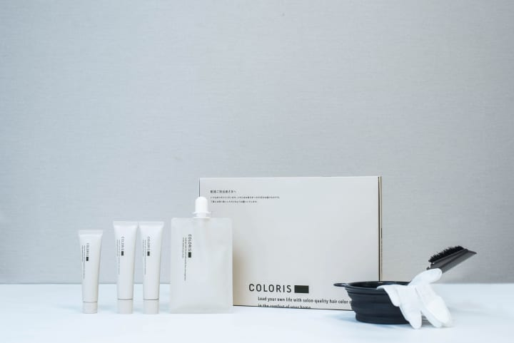 日本初パーソナライズヘアカラー「COLORIS」がサービス開始 Web上で髪の状態をカウンセリング