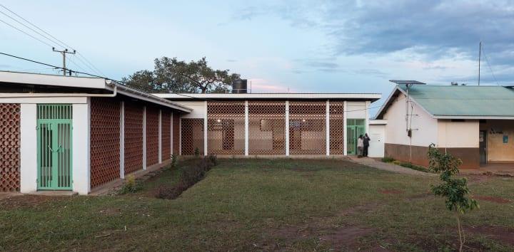 HKSがウガンダ手がけた「Kachumbala Maternity Unit」 乳児死亡率が高い地域にできた新しい産院