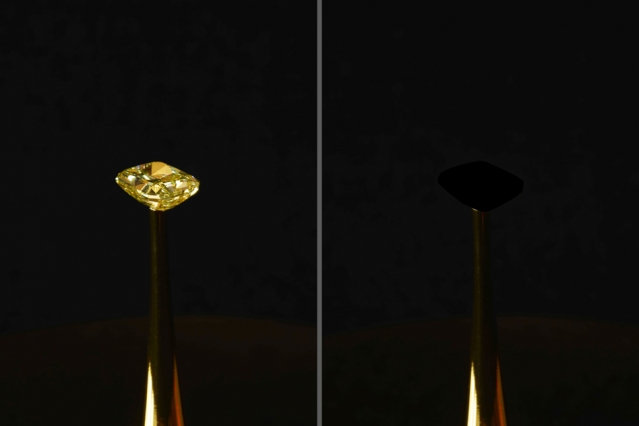 MITの研究チームがこれまでよりも10倍黒い物質を開発 入射光を99.995%吸収