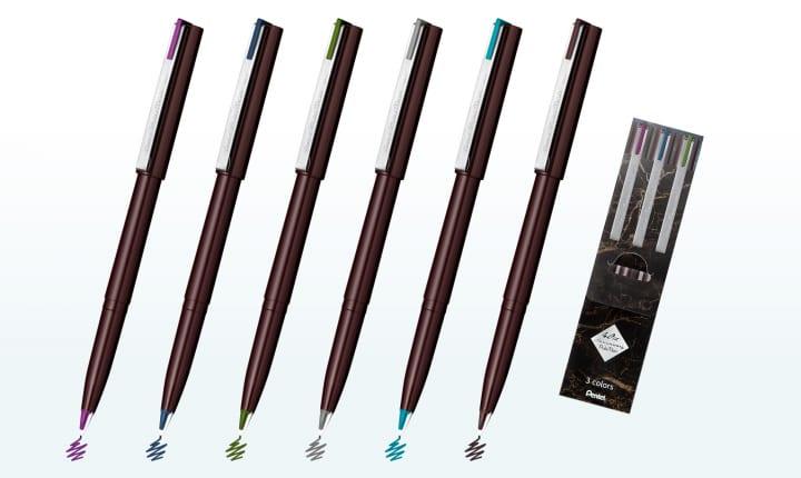 ぺんてる「プラマン」が新色6色を展開 誕生から40周年を記念して限定発売