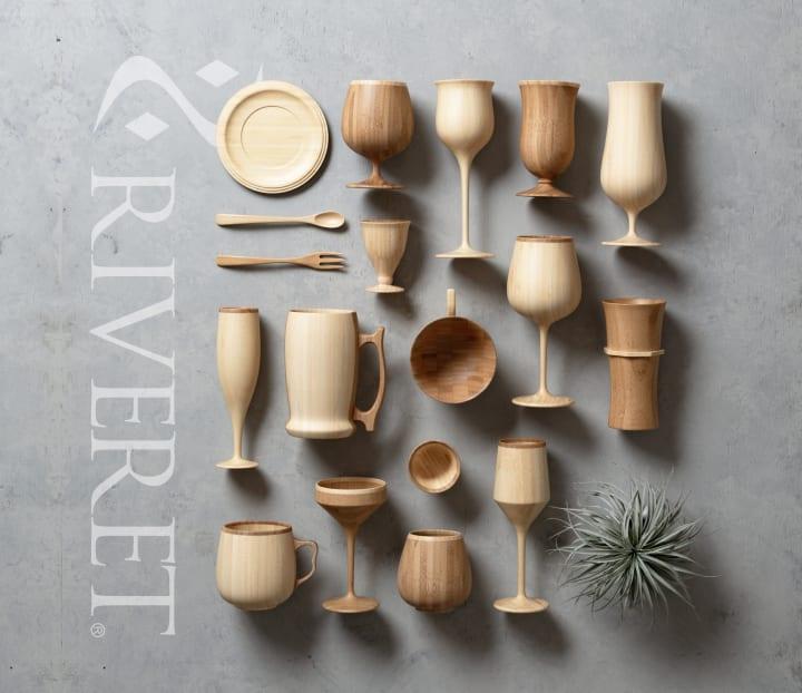 日本発のデザイン食器ブランド「RIVERET」 アートフェア「Salon Art Shopping Paris 2019」に出展
