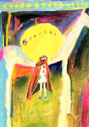絵本作家・荒井良二が5年ぶりに東京で個展開催 約3年ぶりにオリジナル絵本も刊行