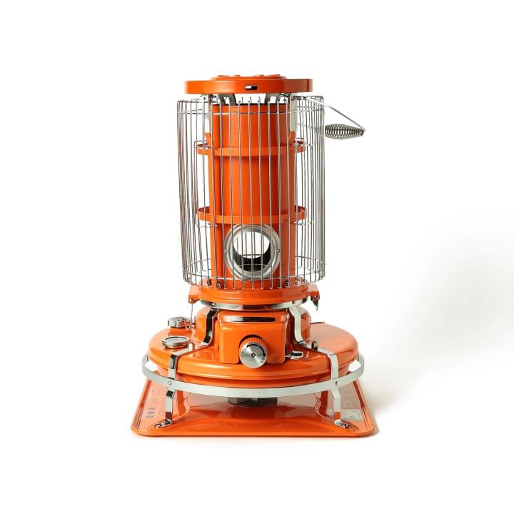 「アラジン ブルーフレームBEAMS JAPANモデル」第3弾発売 ビームスのコーポレートカラー「橙色」が登場