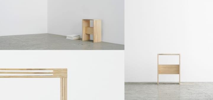 デザインギャラリー「LICHT」が新プロジェクト「EDITION」スタート 第1弾は二俣公一によるオブジェクト「P…