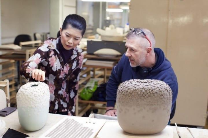 WEDGWOOD by Hitomi Hosono発売 大英博物館所蔵決定の世界基準の美意識