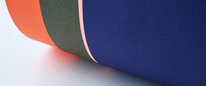 竹尾が高級紙「マーメイド」をリニューアル 豊かで現代的な全60色を展開