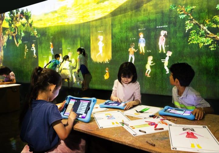 チームラボが開発したプログラミング学習教材を活用 「あそぶ!天才プログラミングの学校」が全国で開校