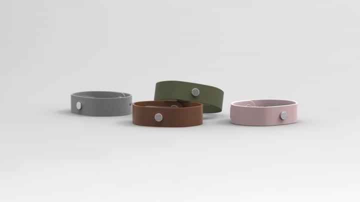 毎日の運動と睡眠にフォーカスしたウェアラブルデバイス「weara」登場 プロダクトデザインはクリエイティ…
