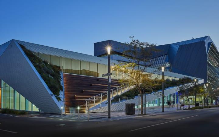 スノヘッタによる南オーストラリア大学「Pridham Hall」 コミュニティにも開かれたスポーツ施設