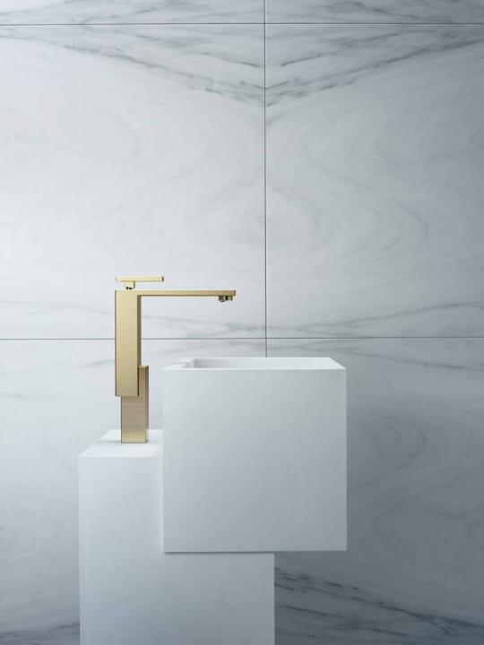 ジャン=マリー・マッソーがデザインした プレミアム水栓金具コレクション「AXOR Edge」
