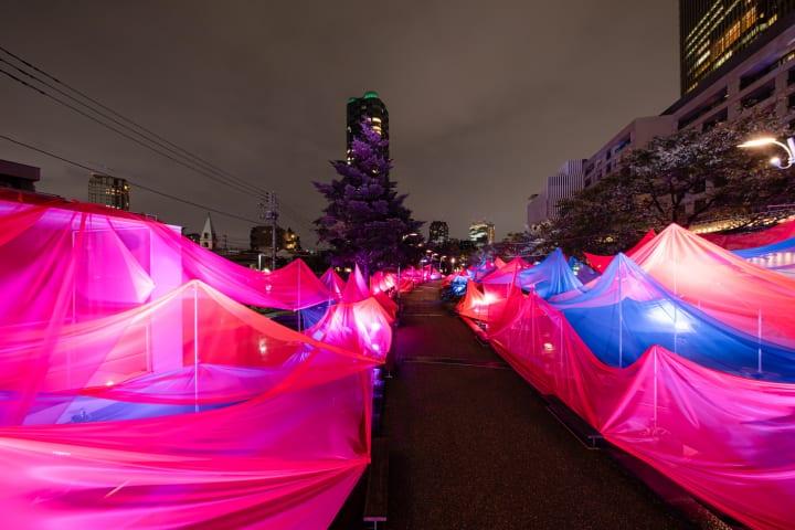 SPREADが手がける大型インスタレーションなど 「Tokyo Midtown DESIGN TOUCH 2019」の見どころをPickUp