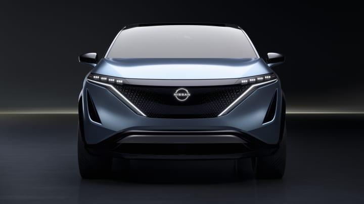 EVの将来ビジョンを体現するクロスオーバーEVコンセプトカー 「ニッサン アリア コンセプト」が世界初公開