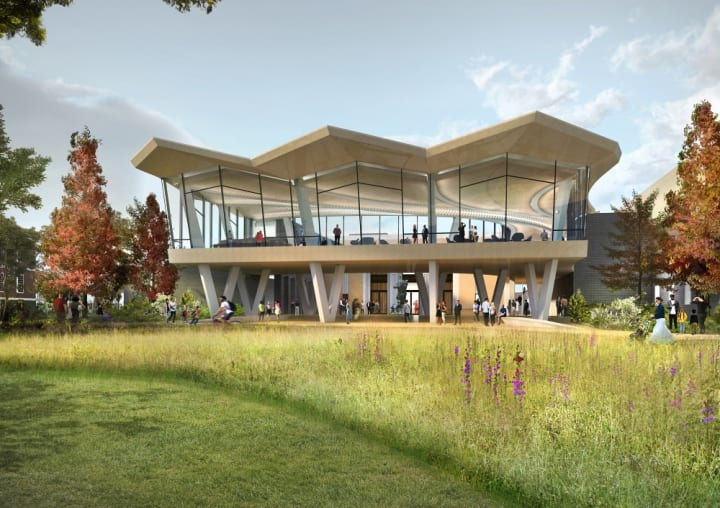 Studio Gangが「Arkansas Arts Center」改装案を公開 市民にとって象徴的な財産となる施設を目指す