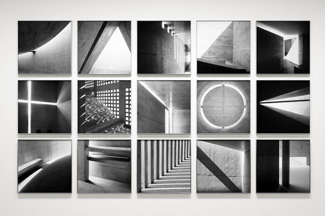 安藤忠雄のポートフォリオ「ANDO BOX Ⅵ」発売記念 展覧会「安藤忠雄 ― 光を求めて」が開催