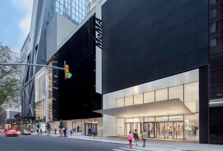 ニューヨークのMoMAがいよいよリニューアルオープン Diller Scofidio + Renfroが外観・内装を披露