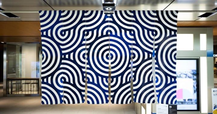 日本橋の魅力を発信する「NIHONBASHI MEGURU FES」 野老朝雄らクリエイター制作の街のシンボルとなる暖簾…