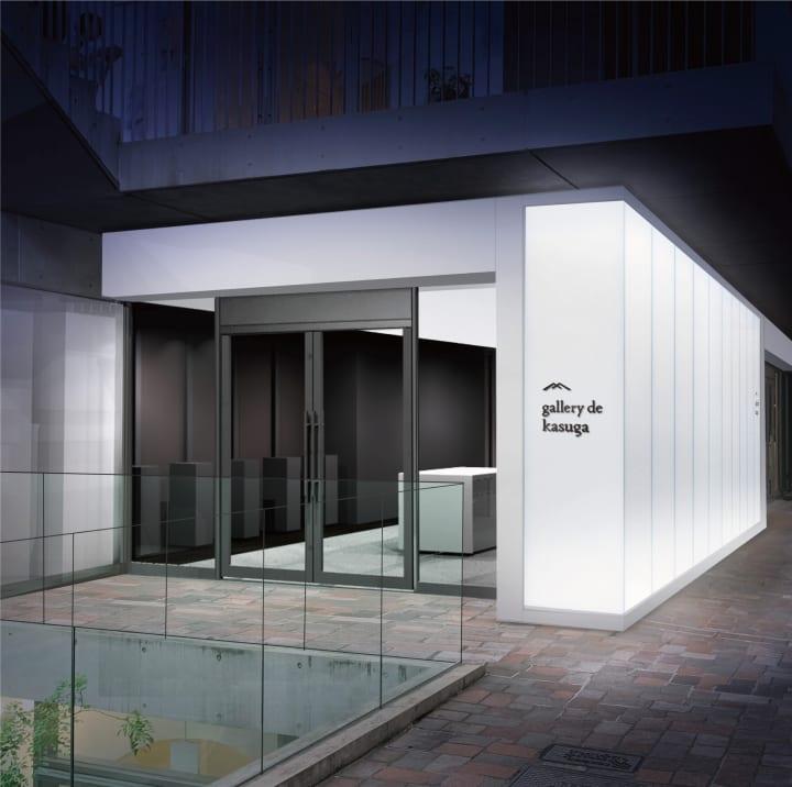 hide kasuga 1896がSCIENCE to ARTを発信する 複合商業施設「gallery de kasuga」が東京・表参道にオープン