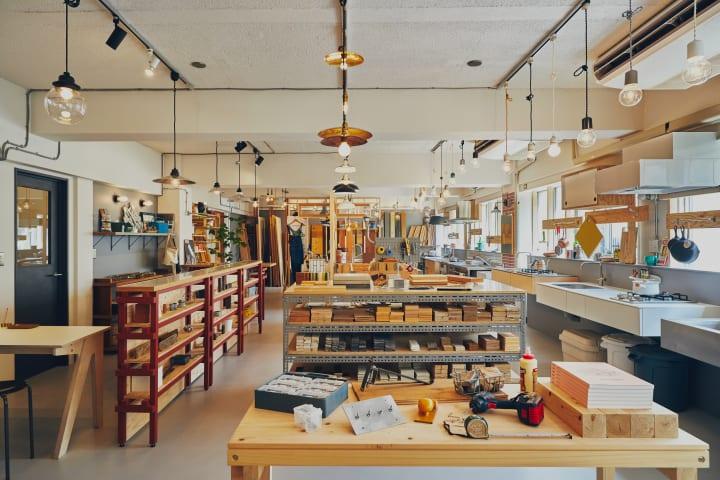 toolboxがショールームを東京・目白にオープン 家づくりを楽しむ5つのコーナーを用意