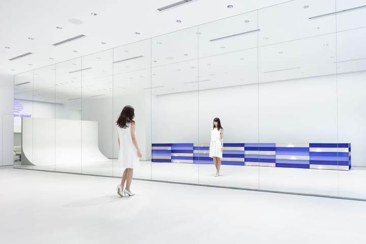 佐藤可士和がトータルプロデュースする 「beauty experience osaka studio」がオープン