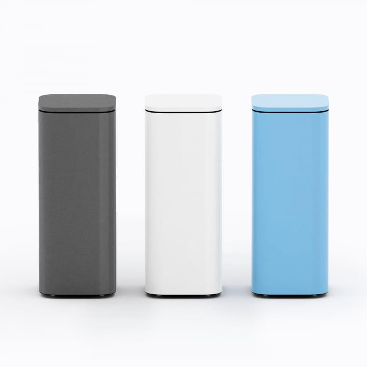 -10℃で不快な臭いを断つ 世界初の冷やすゴミ箱「CLEAN BOX」