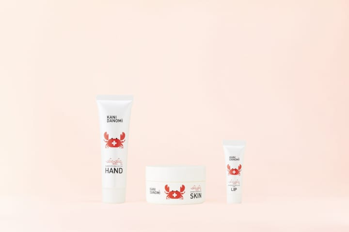 鳥取発 まさにカニ頼みの新ブランド!? 「KANIDANOMI」から3種の新商品が登場