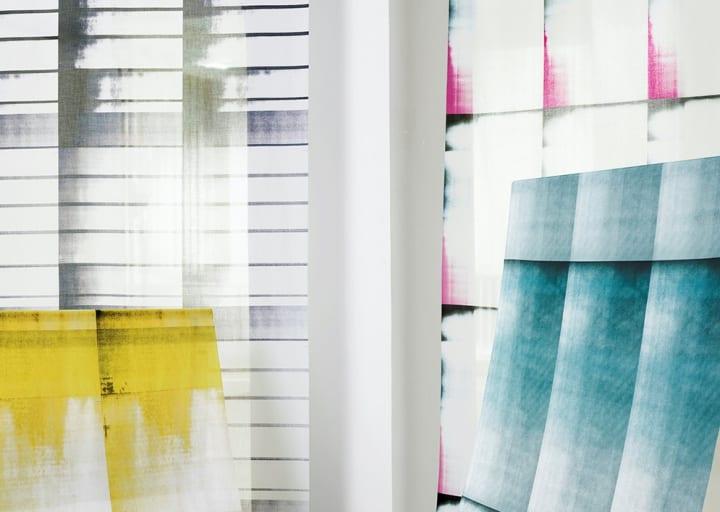 インク汚れをデザインの基軸にしたカーテンコレクション 長嶋りかこが手がけたKinnasand LABの「Scrap_CNY…