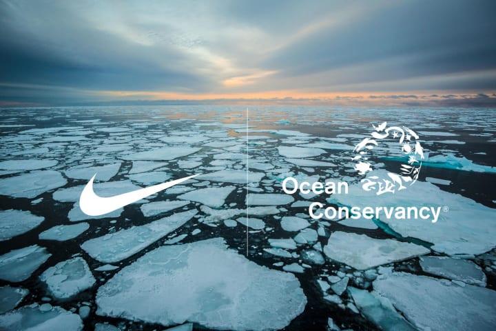 ナイキが「Arctic Shipping Corporate Pledge」を創設 環境保護に向けて北極海域での貨物船航行をやめる呼…
