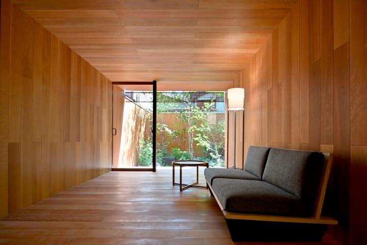 クリエイティブユニット「graf」が手がける 京町家宿「京の温所 御所西」が11月オープン
