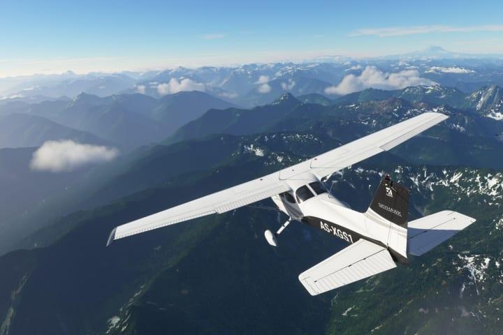 「Microsoft Flight Simulator」の新作が2020年に登場 衛星データや航空写真を使い地球全体をリアルに再現