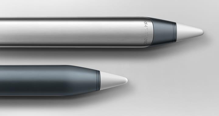 モンブランの筆記具がハイエンドなデジタルペンに!? 仏デザイナーのプロトタイプ「Note by MONTBLANC」